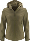 lodgetown lady softshell